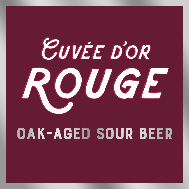 Cuvée d'or Rouge, Springdale, Sour Beer